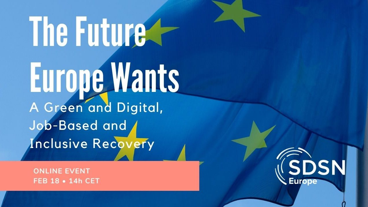The Future Europe Wants